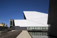 Gallery - Ílhavo Maritime Museum Extension / ARX - 12