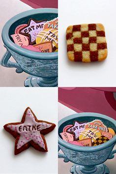 Diamonds for Dessert: Eat Me!