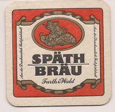 SOUS BOCK  ANCIEN  Unter bock deutsche   SPATH  BRAU
