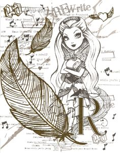 Coloring Pages Ever After High Thronecoming Ever After High Color Page