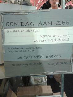 Ideaal voor je strandtent Laat 'm direct maken door stoereplanken.nl