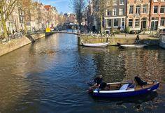 Her er 7 billige hotell i Amsterdam  Her er 7 billige hotell i Amsterdam