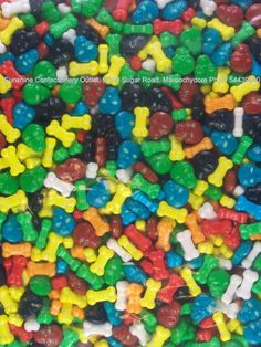 skull and crossbone candy $20.00