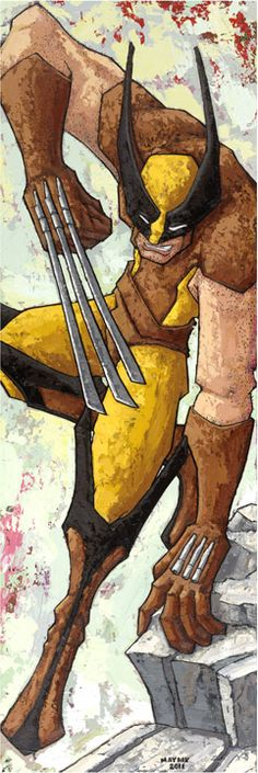 Wolverine by Mike Maydak