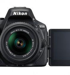Nikon D5500, a primeira DSLR DX com tela de toque de 3,2″