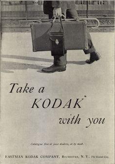1914 Take a Kodak with you