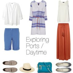 What To Wear On A Cruise on Polyvore featuring Violeta by Mango, Dorothy Perkins, Linea Weekend, Neiman Marcus and ASOS