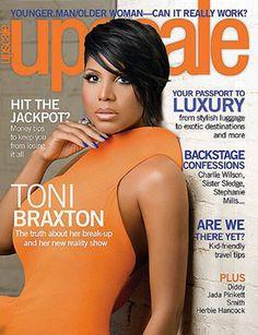 Toni Braxton...love her n her hair!