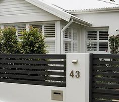 85 Extraordinary Fence Design Models Tips On How To Select A Fence Design 47 - Decorative Inspiration backyard design diy ideas House Ceiling Design, House Design, Fence Art, Diy Fence, Fence Ideas, Modern Fence Design, Yard Privacy, Outdoor Rooms, Outdoor Decor