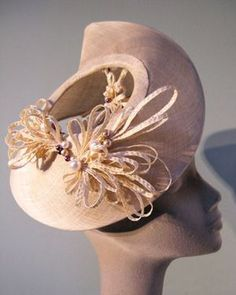 Jane Taylor Millinery - Bespoke, Bridal and Vintage. From Jane Taylor's blog