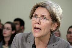 Elizabeth Warren's war on job destroyers - United States New International Corporate America!
