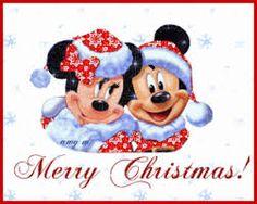 Billedresultat for mickey mouse merry christmas