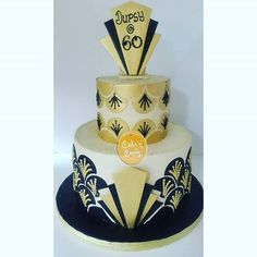 My black & gold beauty.  #BlackandWhitecake #BeautyCake #TooNiceToSlice  #CakenCandy #LagosCake.    To see more of our cake pictures, you can Follow us on ;  Twitter : @cake_n_candy  BBM Channel : C002BC208  BBM Pin : 56788137  Instagram : @Cakencandy_Confectionery   Website: www.cake-n-candy.com   Email: info@cake-n-candy.com   And chat us up on WhatsApp : 0817 487 8147 to place your order