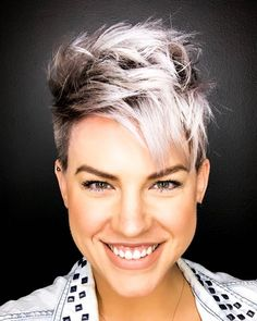 20 popular haircuts ideas for woman Short pixie haircut design, short pixie haircut for thick hair, Popular Short Haircuts, Short Spiky Hairstyles, Short Pixie Haircuts, Messy Hairstyles, Haircut Short, Casual Hairstyles, Haircut Styles, Medium Hairstyles, Hairstyle Ideas