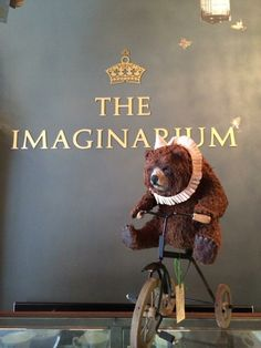 Bear by Annie Montgomerie at The Imaginarium, York