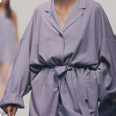 90's #JilSander makes me love a color I never particularly liked _nor_te_