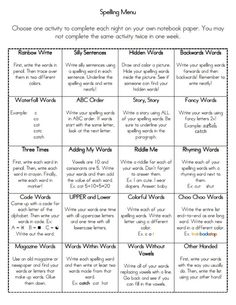 Some good ideas for word work by samanthasam