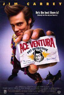 Ace Ventura: Pet Detective (1994) Poster