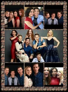 The awesome cast of #Once #ComicCon2016 #SanDiego #Ca Saturday 7-23-16