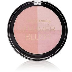 Forever 21 Shimmer Blush ($5.90) ❤ liked on Polyvore featuring beauty products, makeup, cheek makeup, blush, beauty, make, maquillaje, filler, forever 21 and shimmer blush