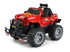 King-1 Racer Off Road Jeep Friction Toy Truck Big Size Ready To Run (Colors May Vary). Length: 11.5 Width: 7.5. Features: Friction Powered Toy Truck. Package Includes: King-1 Racer Off Road Jeep Friction Toy Truck. High Gloss Paint job. Height: 7.5. No Batteries Needed! Front and Rear Crash Bumpers. Manufacturer min age: 36 months.