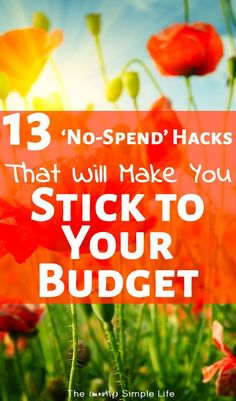 These are some smart tips on how to not spend money. I really need to stop spending so much so that I can stick to my budget - I'm going to try #8 next time I want to buy something! #savemoney #moneysavingtips #daveramsey #onabudget #budget