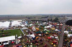 Agrarbranche trifft sich vom 15. bis 18. September 2016 auf der 26. Fachausstellung für Landwirtschaft und Ernährung, Fischwirtschaft, Forst, Jagd und Gartenbau in Mühlengeez