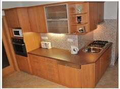 kuchyňa obrátené L