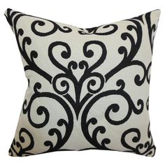 I pinned this Yvette Pillow from the New Black event at Joss and Main!