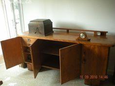 Starožitný nábytek - cena za 3 kusy skříní. - obrázek číslo 6