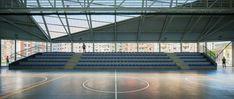 Gallery - Park & Basque Pelota Court / Vaumm - 9