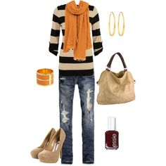 Autumn, created by bbs25 on Polyvore