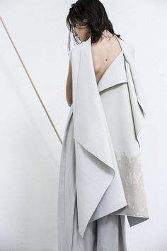 """""""Descended"""" Doan Nguyen's graduation collection photographed byAnthony Tosello, (more & via)"""