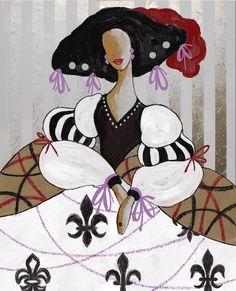 CUADRO MENINA (BACB258) Cuadro de #menina#plata#moderna#cuadro#pintura#arte#cuadros#modernos