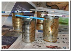 Repurposed tin can ideas