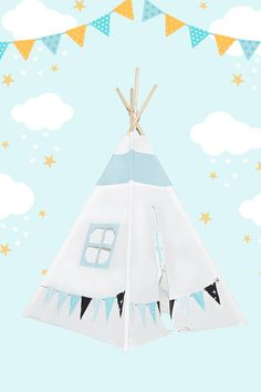 Give your kids a comforting and secure place to find alone time with the Jolly Teepee. Our play tents offer little ones their own hideaway; a place to read, learn, imagine, and escape. Made using quality timber and cotton, these teepees are comfortable, safe, and look great in any room. Locations: AUSTRALIA