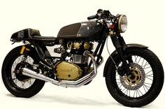 1982 Yamaha XS650 Café Racer. Chappell Customs, Ontario, Canada & Los Angeles, California.