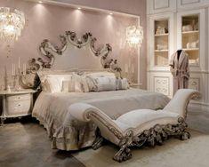 Le chevet baroque, rennaissance d\'un meuble classique - Archzine.fr ...