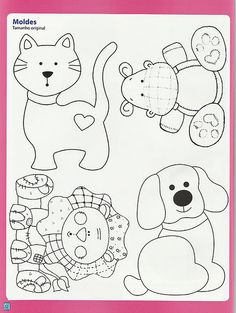 Patterns for baby diapers #patterns