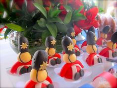 Tin soldier sweet /candy/ party favors/ party decoration