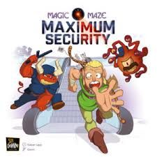 Maximum Security - Magic Maze expansion