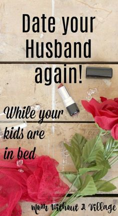 How to Have a Date Night at Home - Mom Without a Village