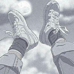 🍑si te gusta el estilo de anime retro y las cosas de ese tipo te invito a pasarte por aquí🍑 aesthetic 🍑░galería░retro░🍑 (映意移暗) - こんにちは Gray Aesthetic, Aesthetic Images, Aesthetic Vintage, Aesthetic Anime, Aesthetic Themes, Japan Illustration, Art Anime, Anime Kunst, Animes Wallpapers