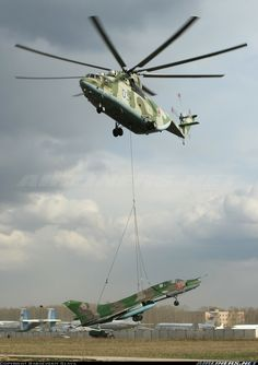 The largest and most powerful helicopter ever to have gone into production, the Mil Mi 26 Russian Military Aircraft, Military Helicopter, Military Jets, Military Weapons, Air Fighter, Fighter Jets, Luftwaffe, Drones, Aircraft Parts