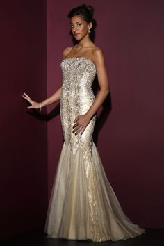 Danielle Jonas in one of Jovani's newest designs for Prom 2013! Check out more Fabulous Prom Dresses at www.jovani.com!