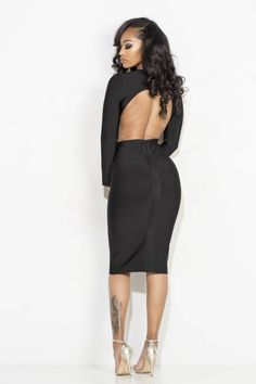 Look back at it in our backless Amaya V dress! www.bit.ly/23I5kIg