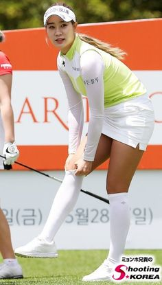 Improve That Golf Swing With These Simple Tips. Golf is attractive for a diversity of reasons. Girl Golf Outfit, Cute Golf Outfit, Girls Golf, Ladies Golf, Sexy Golf, Golf R, Golf Tips For Beginners, Golf Player, Golf Lessons