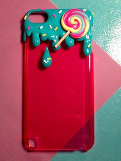 Custom Kawaii Drip Decoden Case Samsung Galaxy by KreativeKoala