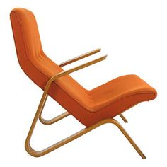 Grasshopper Chair by Eero Saarinen for Knoll Mid Century Danish Modern | eBay Love it,but $1750?
