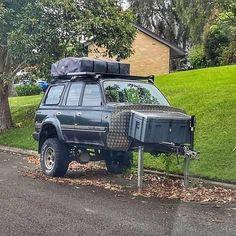 Bug Out Trailer, Off Road Camper Trailer, Camper Trailers, Tactical Truck, Get Home Bag, Transportation Technology, Overland Trailer, Bug Out Vehicle, Cool Campers